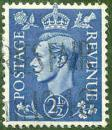 Postage Revenue - Wert 2 1/2 D