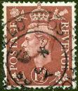 Postage Revenue - Wert 1 1/2 D
