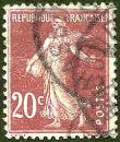 Republique Francaise - Wert 20 c