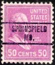 USA - United States Postage - Wert 50 Cents