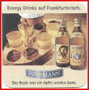 Bierdeckel - Possmann Energy Drinks